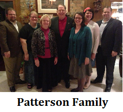 Bill Patterson:  February Prayer Letter