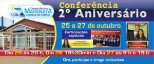 Advertisement for Conference