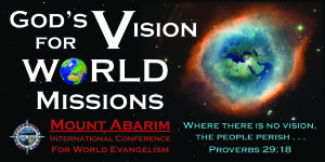 This was our conference theme for this year (January 19-22, 2015).