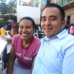 Miguel and Esther-directors of Girls' Home