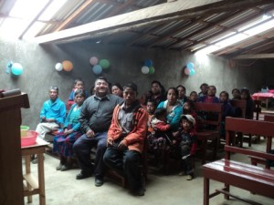 About 100 village churches sharing the Good News  in the mountains of Guerrero…these are the lasting legacy of Dr. Lyle McCoy.