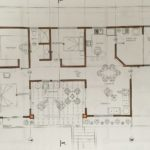Plans for the apartment for the Aviles family.